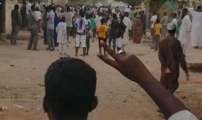 السودان.. مقتل بائع متجول والحكومة تتفقد المتضررين