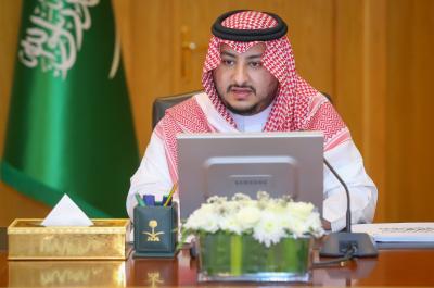 نائب أمير الجوف يوجه بوضع ساعة العد التنازلي على المشاريع