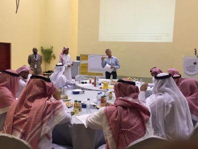 45 مشارك يشاركون بمشروع المسح الديموغرافي للاحتياجات التنموية بدومة الجندل