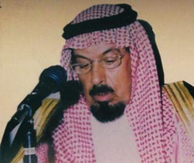 """رحيل أول صحفي في منطقة الجوف الشاعر """"خالد بن عقلا"""" عن عمر يناهز التسعين عاماً"""