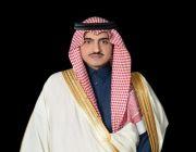 نائب أمير مكة: تعييني نائباً لأمير أقدس بقعة على وجه الأرض شرف لا يضاهيه شرف
