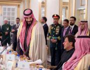 ولي العهد: باكستان بلد عزيز علينا.. و50 مليون سائح هدف سهل للمملكة (فيديو)