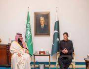 8 اتفاقيات بـ 20 مليار دولار.. وولي العهد: باكستان مهمة للغاية وأمامنا مستقبل مُشرق