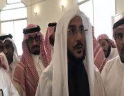 """لفتة رائعة من مواطن تنتهي بتوجيه فوري من """"آل الشيخ"""""""