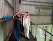 الأمير فيصل بن نواف يواصل جولته في #مركز_بسيطاء بزيارة #شركة_الجوف_الزراعية