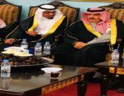 بحضور الأمير حسين بن عاشق اللحاوي.. الدكتور مبروك سالم الحضفه يحتفل بزواجه