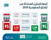 """""""أرامكو"""" تعلن مراجعة أسعار البنزين للربع الثاني من عام 2019م"""
