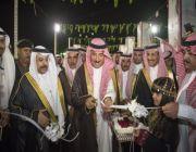 إطلاق مهرجان الفاكهة بطبرجل برعاية سمو أمير منطقة الجوف
