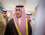 سمو أمير منطقة الجوف : الخطاب الملكي وثيقة إستراتيجية متكاملة لسياسة المملكة الداخلية والخارجية