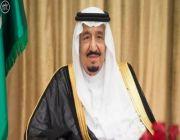 خادم الحرمين يأمر بترقية 61 قاضيًا بوزارة العدل