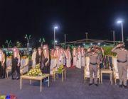 سمو أمير منطقة الجوف يشارك الأهالي احتفال الأهالي باليوم الوطني