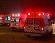 الجوف: وفاة وإصابة 7 أشخاص بحادث في «بسيطا الزراعية»