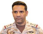 """""""التحالف"""": اعتراض وتدمير طائرة من دون طيار أطلقتها الميليشيا الحوثية تجاه خميس مشيط"""