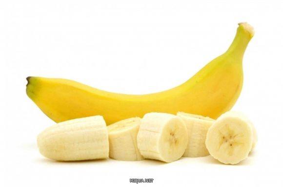 الموز غني بالبوتاسيوم ويساعد على تخفيف الشعور بالعطش خلال النهار في شهر رمضان.