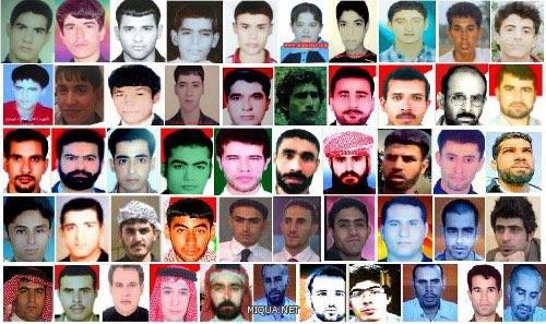 ناشطون سياسيون من عرب الأهواز أعدمتهم إيران